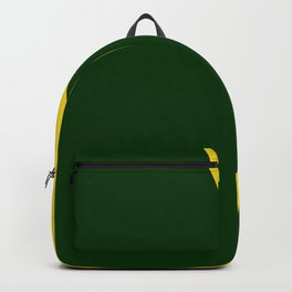 Green-Yellow Backpack