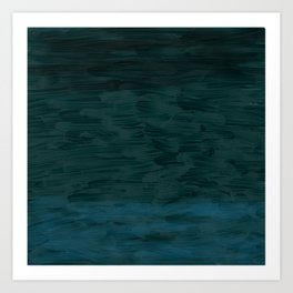 Square Paintings Art Print