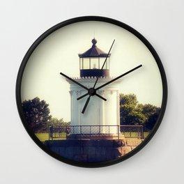 Lighthouse 1 Wall Clock