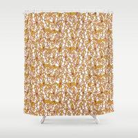 jasmine Shower Curtains featuring Jasmine by suestrobel