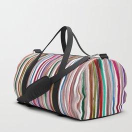 Rainbow Stripes 2 Duffle Bag