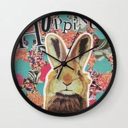 Hoppiness. Wall Clock