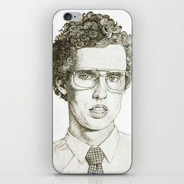 Napoleon Dynamite Multi-Pattern Portrait iPhone Skin