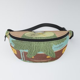 TRAVELING STUMP Fanny Pack