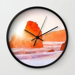 Coast Wall Clock