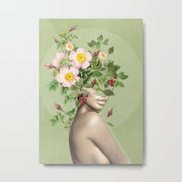 Floral beauty 11 Metal Print