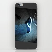 shoe iPhone & iPod Skins featuring shoe by gasponce
