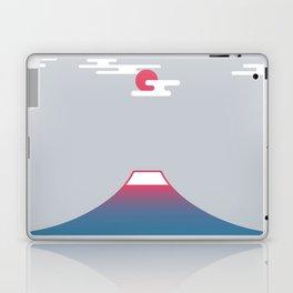 snow mountain 02 Laptop & iPad Skin