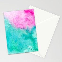 Galaxies & Seas Stationery Cards