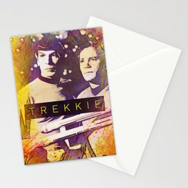 Trekkie Stationery Cards