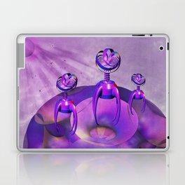 Purple People Eaters Laptop & iPad Skin