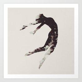 Float Away Art Print