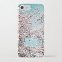 sakura iPhone & iPod Cases featuring Sakura by Iris Lehnhardt