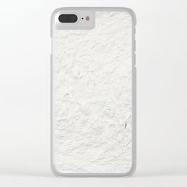 Arrowroot Clear iPhone Case