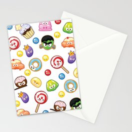 Sweet Wrecker Sweeties Stationery Cards