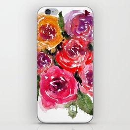 Rosey iPhone Skin