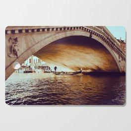 Rialto Bridge, Venice Italy Cutting Board