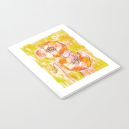 Two flowers 3 Notebook