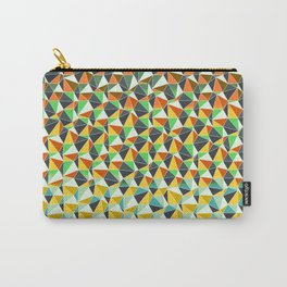 Abstract hexagonal Carry-All Pouch