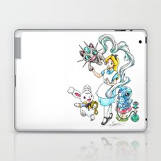 I'm not all there Myself Laptop & iPad Skin