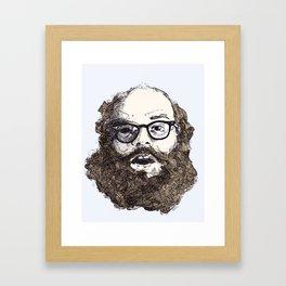Ginsberg Framed Art Print