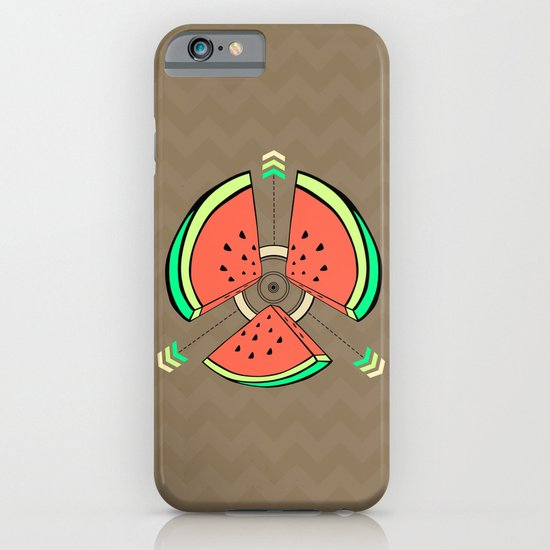 take a piece for peace iPhone & iPod Case