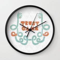 Trust Game. Wall Clock