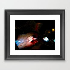 The Games We Played Framed Art Print