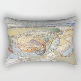 Garden Keepers Rectangular Pillow