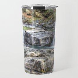 Tiger Creek in Fall #1 Travel Mug