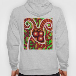 the red devil Hoody