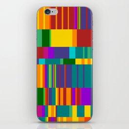 Chopin Prelude (Bright Colours) iPhone Skin