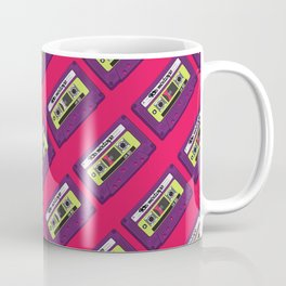 90s Mixtape Coffee Mug