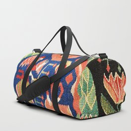 Agedyna Swedish Skåne Angel Carriage Cushion Print Duffle Bag
