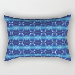 Mediteranean Morning Fractal Rectangular Pillow