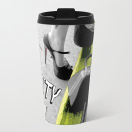 City Girl Travel Mug
