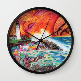 How Did I Get Here? Wall Clock