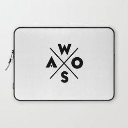 WOSA - World of Street Art Laptop Sleeve