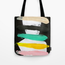 Untitled (Finger Paint 1) Tote Bag