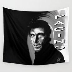 Al Pacino Wall Tapestry