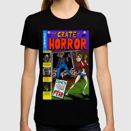 The Crate of Horror T-shirt