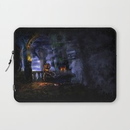 Castlevania: Vampire Variations- Bridge Laptop Sleeve