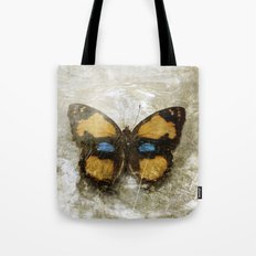 Vintage Butterfly 2 Tote Bag