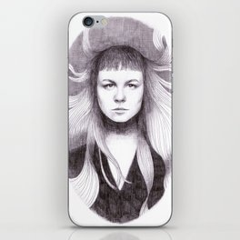 Sandy Denny iPhone Skin