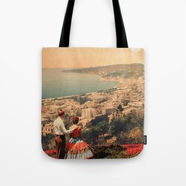 Is This The City We Dreamt Of Tote Bag