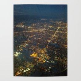 Denver in Plane Sight Poster