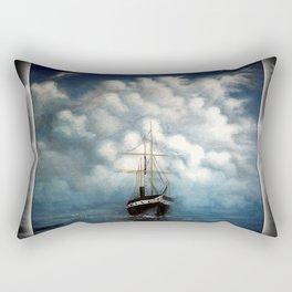SS Great Britain, Bristol, England (August 2014) Rectangular Pillow