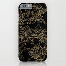 Flowers 3 Slim Case iPhone 6s
