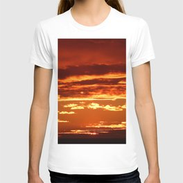 Sunset in the Clouds T-shirt