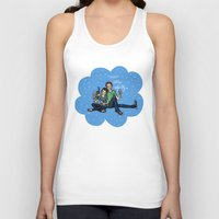 fault in our stars Tank Tops featuring The Fault in Our Stars by Sarah Hopkins